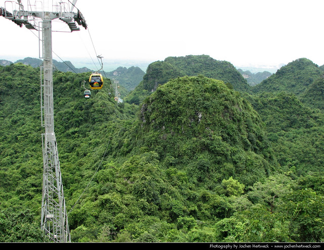 Huong Tich Mountains, Vietnam