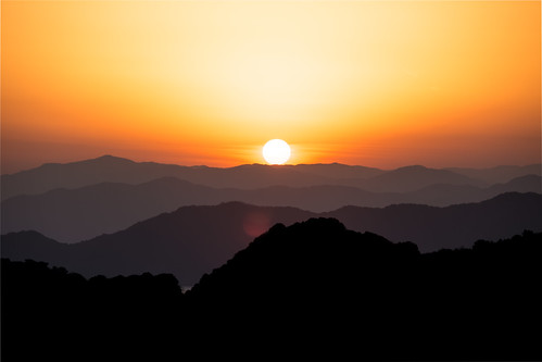 6d susaki sunset hdr canon outdoor hills evening japan kochi canon70200f4is