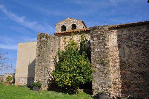 Sant Miquel de Cruïlles   by Monestirs Puntcat