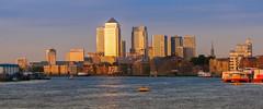 A part of London City