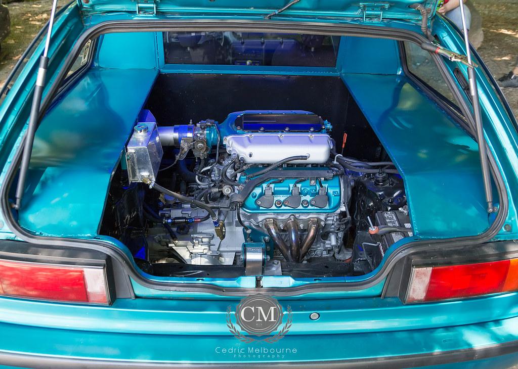 Honda EF Hatch Rear engine J swap!!!   www facebook com/cedr…   Flickr