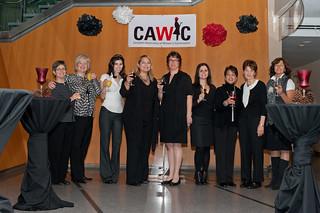 CAWIC Fifth Anniversary - November 17, 2010