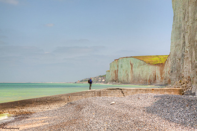 chalk cliffs
