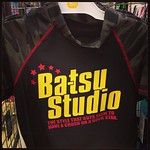 I was totally going to get this shirt, but apparently I'm too large by Japanese standards. That, and I speak English.