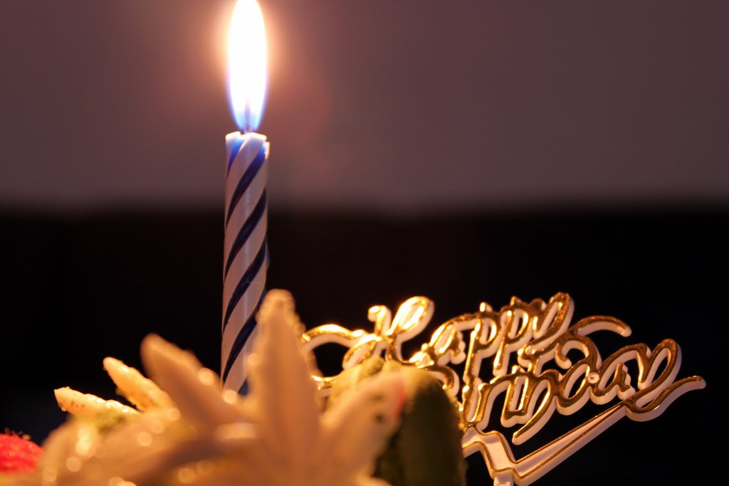Hd Wallpaper Particularity Birthday Candle Picture 1600 Flickr