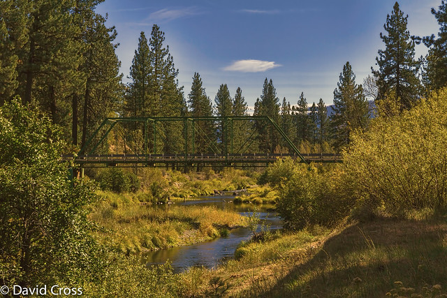 Bridge Over the Feather River (Middle Fork)