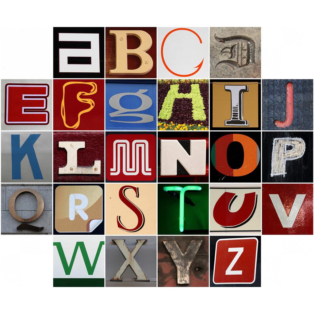 Alphabet 41