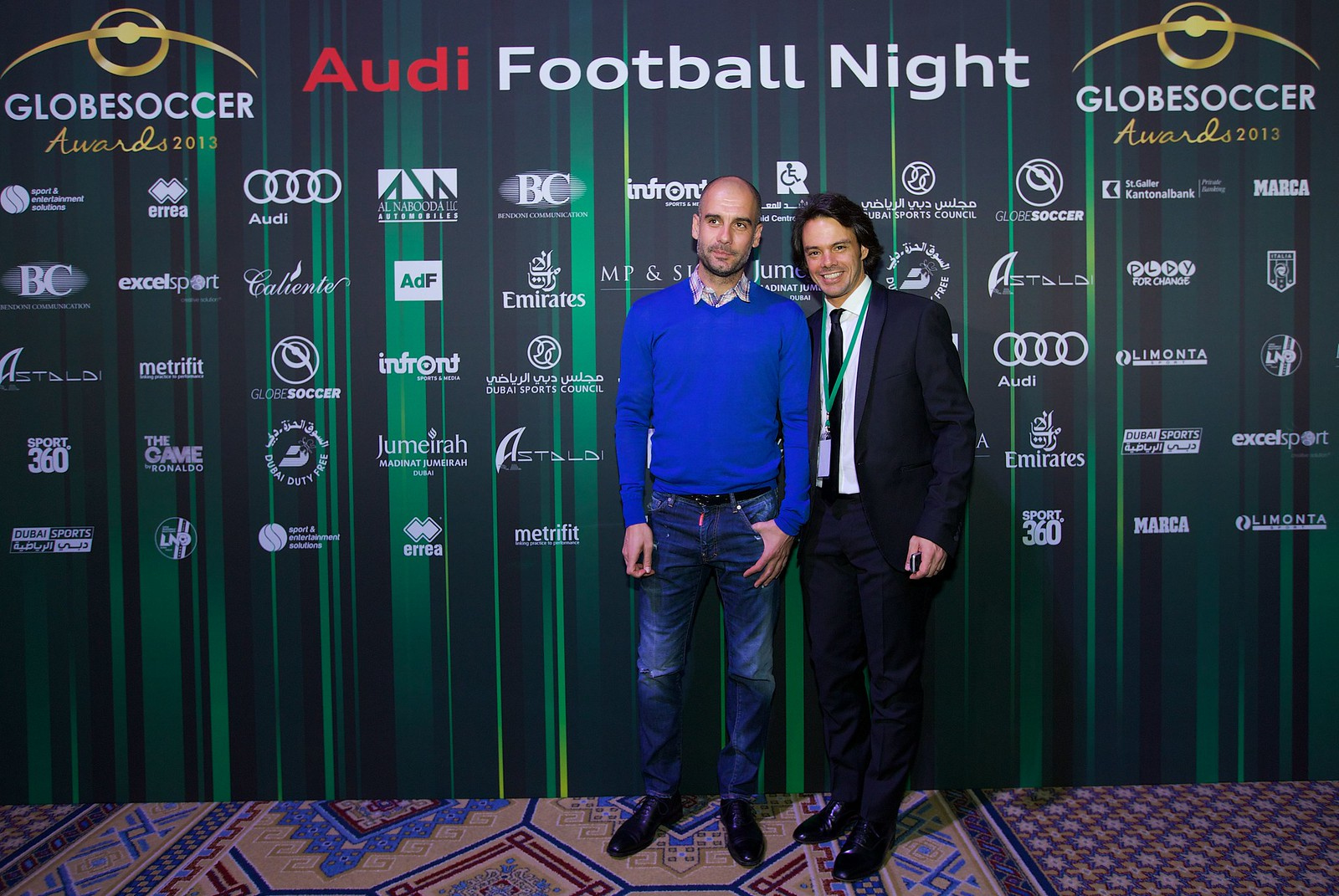 Globe Soccer Awards 2013