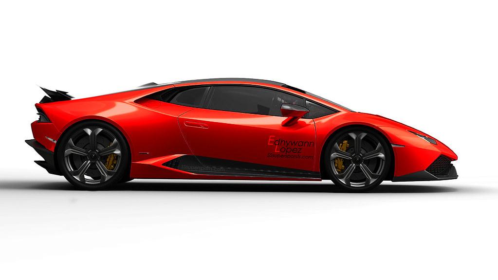 Lamborghini Huracan Sesto Elemento Based For More Follo Flickr