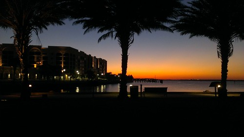 sunset florida android riverwalk sanford htc sanfordriverwalk flickrandroidapp:filter=none
