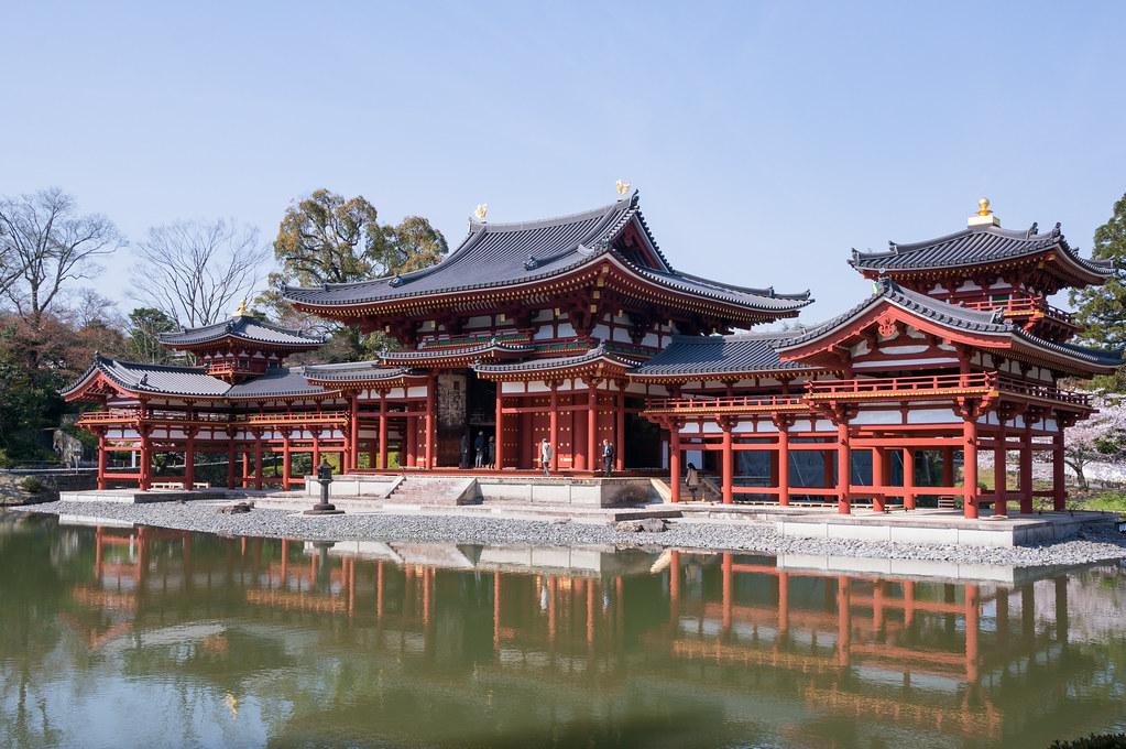 平等院鳳凰堂 | 平等院鳳凰堂 / Byoudouin Hououdou Pavilion | Wei-Te ...