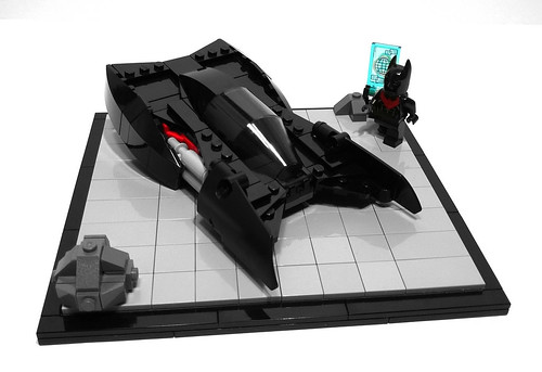 Batmobile of the Future
