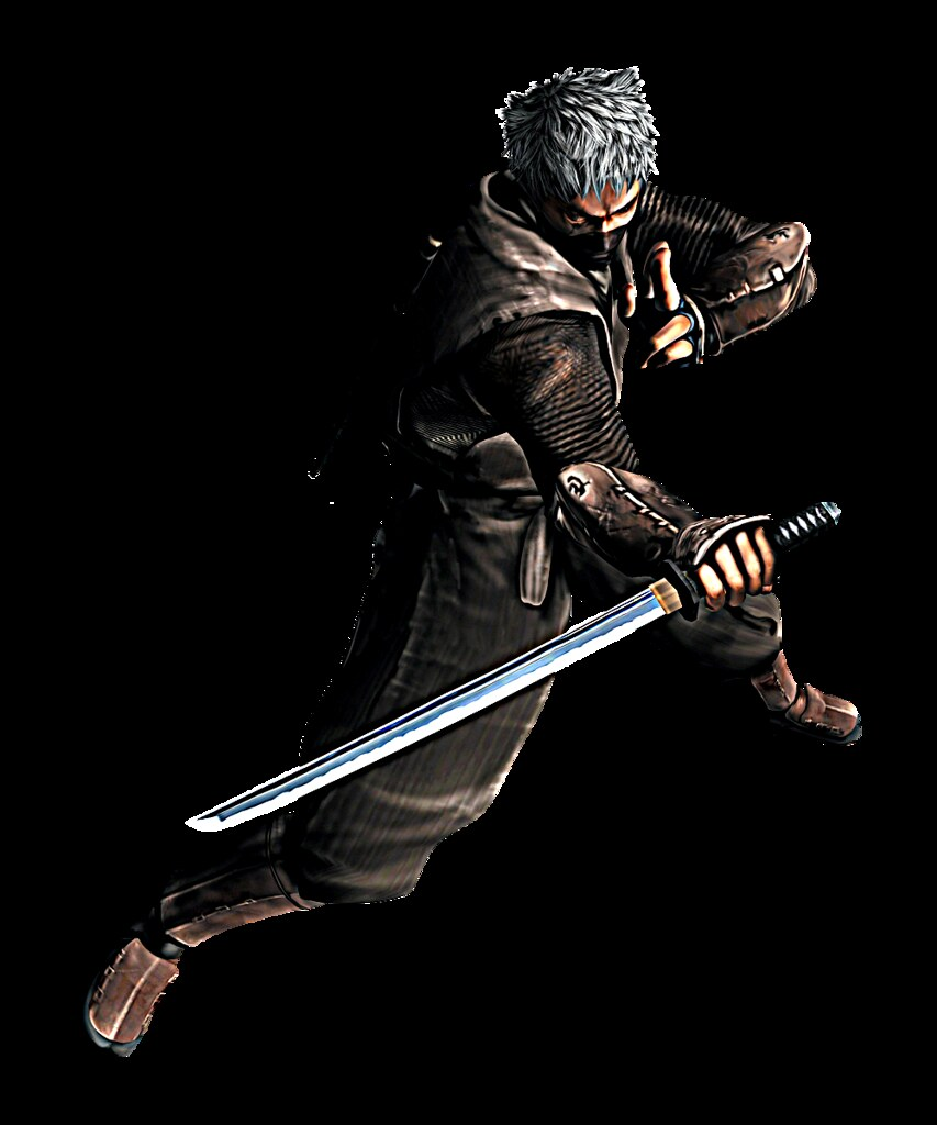 Tenchu 3 Wrath Of Heaven Rikimaru Render Transparency Flickr