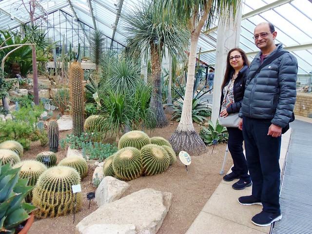 Cactus - PoWC - Nilesh & Sangita - First Visit of Kew Gardens @ 11 March 2017