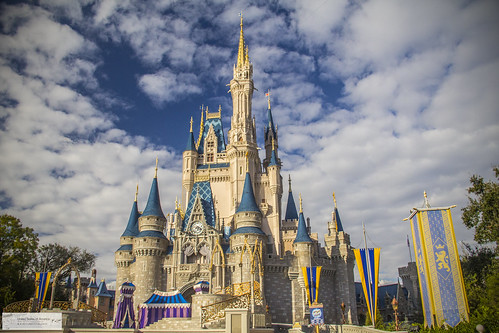 Disney Castle, Magic Kingdom | by 7 a m a d a | P h o t o g r a p h y ©