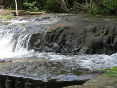 Flussbettkunst - Kbal Spean