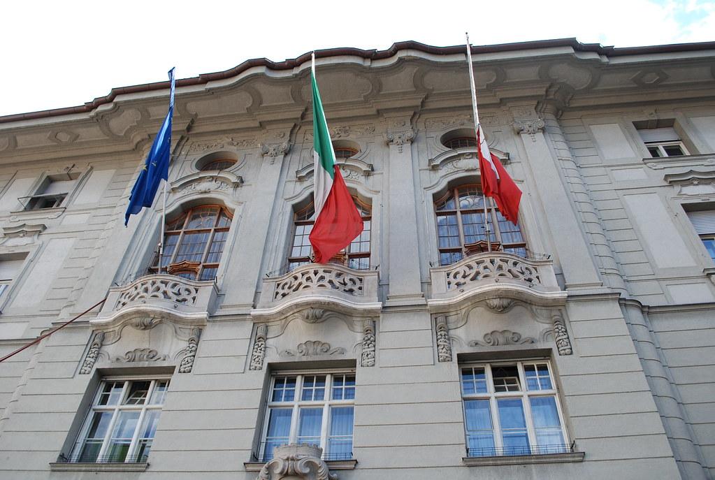 Municipio - Rathaus | Comune Bolzano - Gemeinde Bozen ...