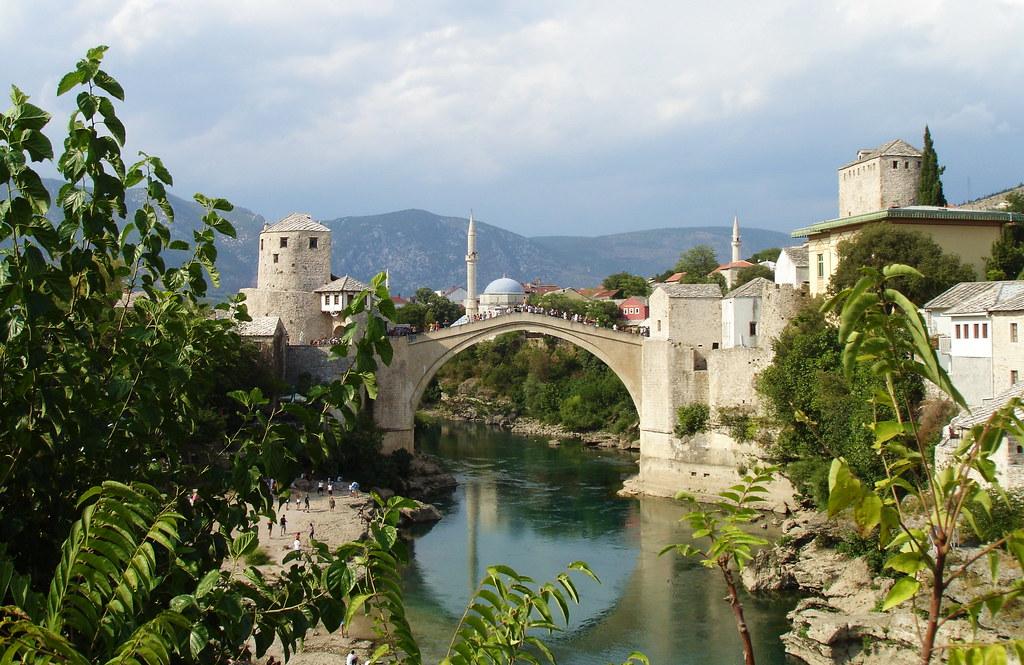 Mostar & Blagaj, Bosnia