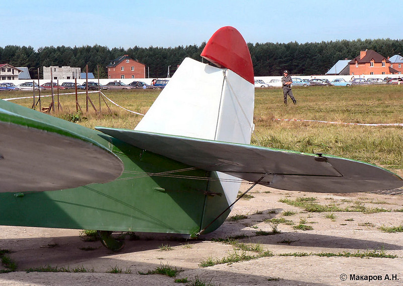 Polikarpov R-5 (5)