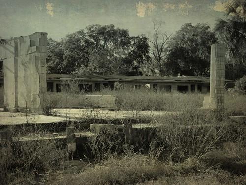 abandoned florida decay athena enhanced motels vintagemotels