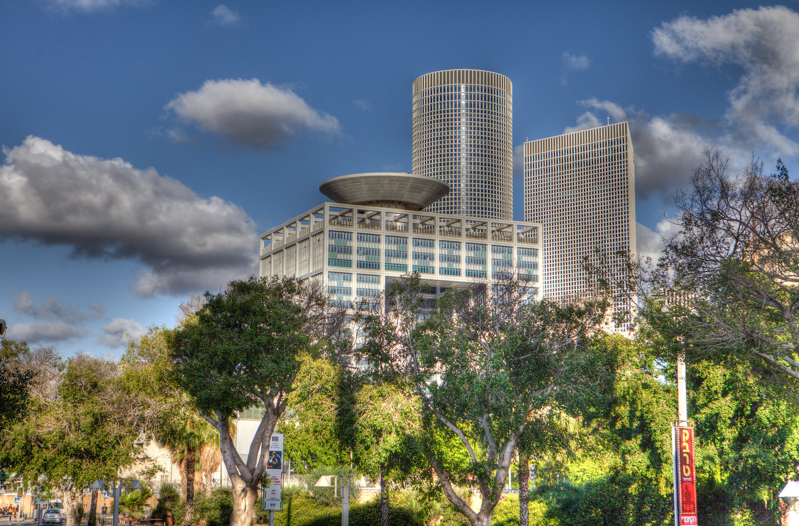 Tel Aviv_Azrieli Towers _ Dana Friedlander_IMOT