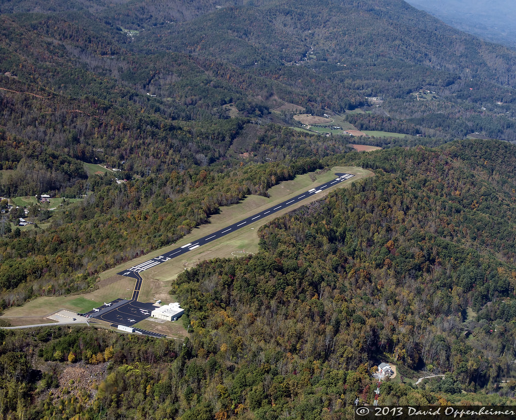 Jackson County Airport 24a In Cullowhee Nc Jackson County