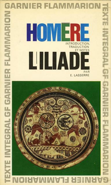 Garnier-Flammarion 60 - Homère - L'Iliade
