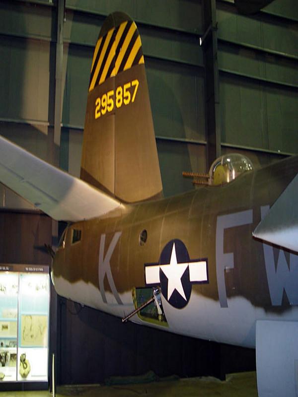 Martin B-26G Marauder (6)