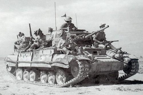 Valentine MKIII tank