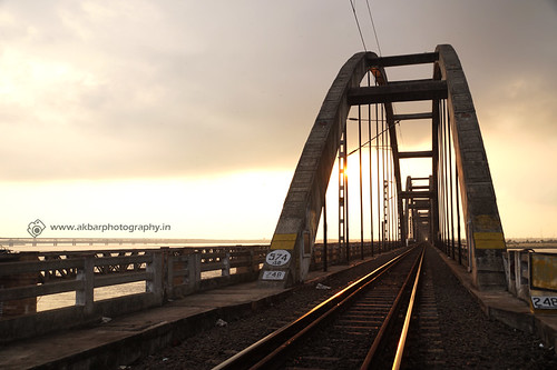 Godavari arch bridge | by Akbar - Web Designer and Freelance Photographer