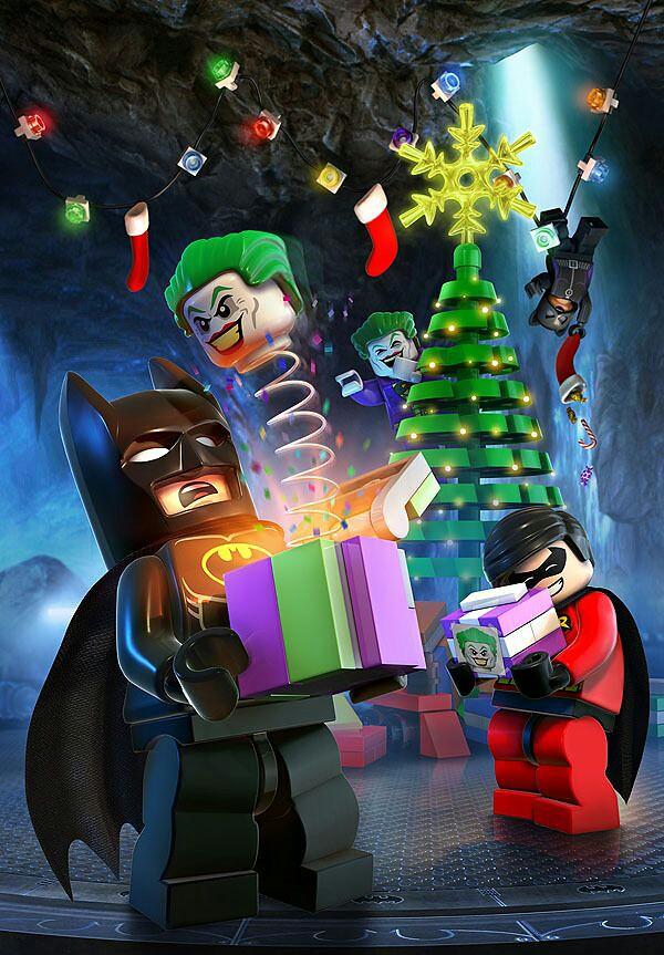 Joker Christmas.Lego Joker Christmas Urquan 999 Flickr
