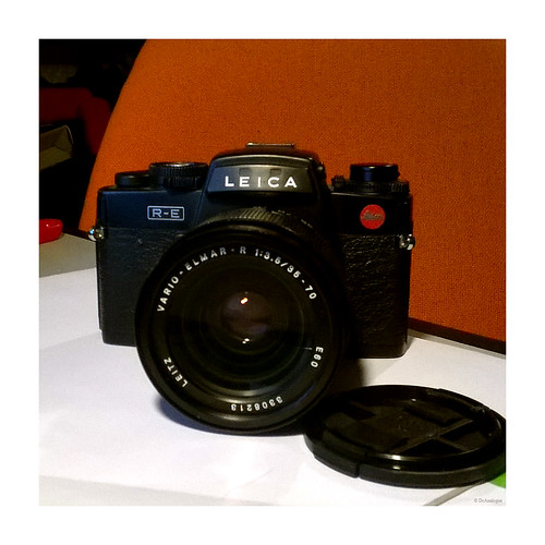 Leica R-E | by dcanalogue