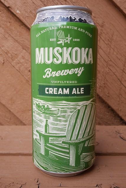 火, 2015-07-21 20:00 - Muskoka Cream Ale