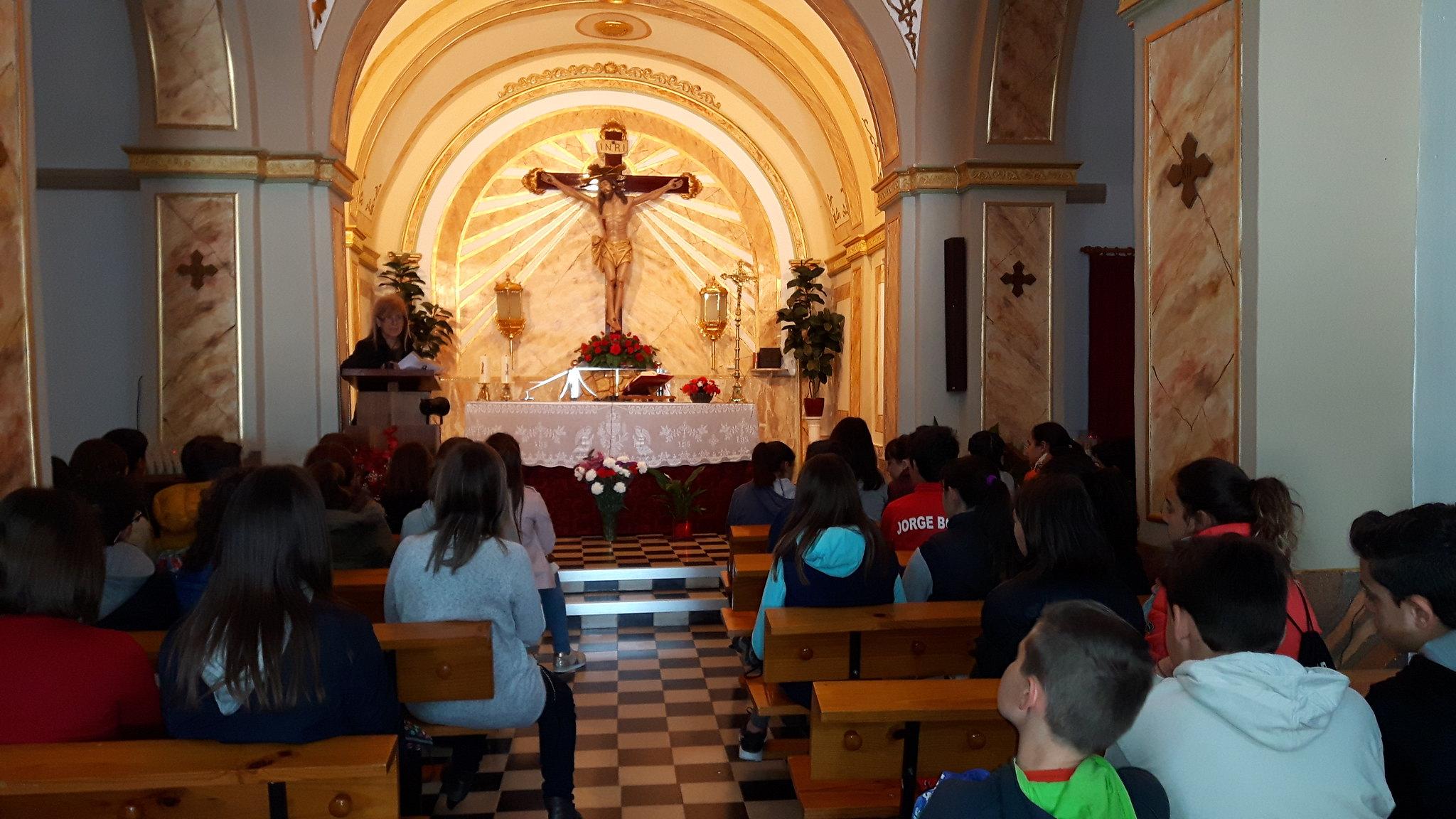 (2017-03-31) - Visita ermita alumnos Yolada-Pilar, Virrey Poveda-9 de Octubre - Maria Isabel Berenquer Brotons (09)