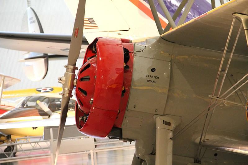 Curtiss F9C Sparrowhawk 4
