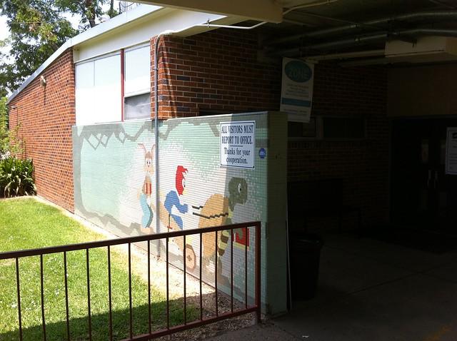 West End School Meridian, Lauderdale County, Miss.