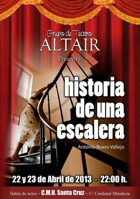 Curso 2012-2013 Teatro Historia de una escalera 22.04.2013 00