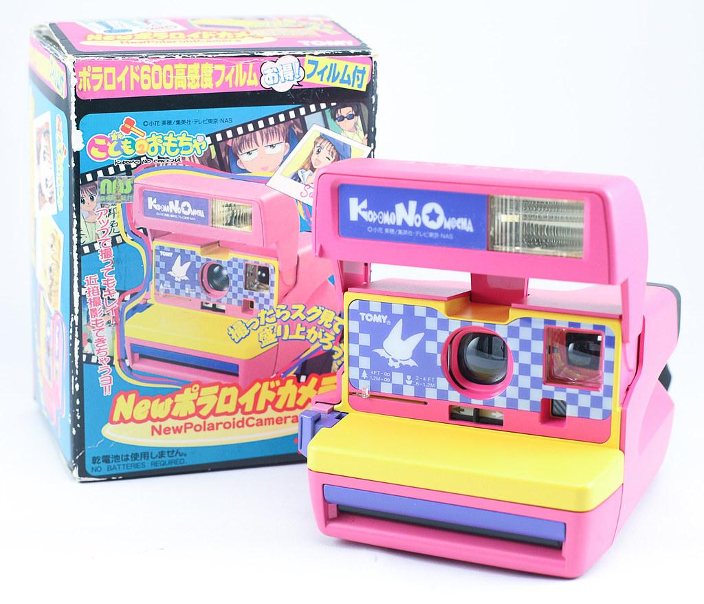 0616 Polaroid 600 Kodomo no Omocha | Zebrio | Flickr