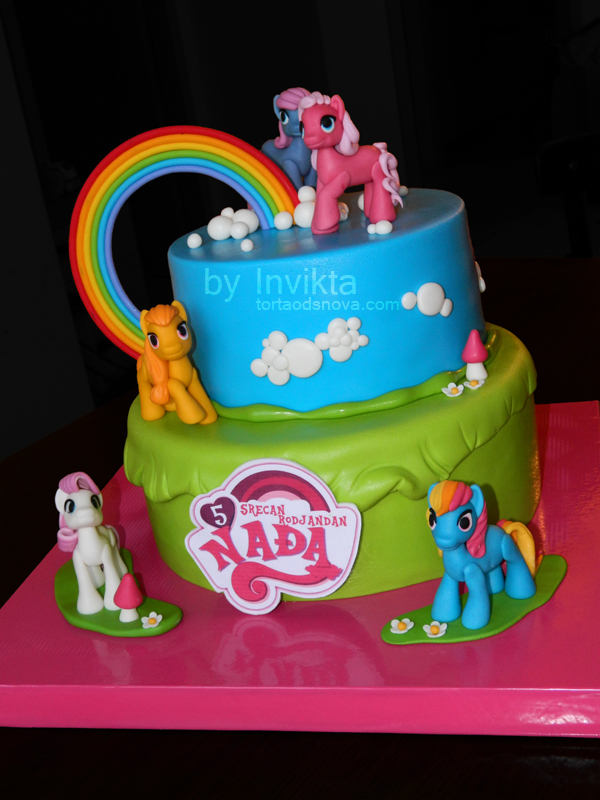 Pleasing My Little Pony Birthday Cake Torta Od Snova Flickr Funny Birthday Cards Online Ioscodamsfinfo