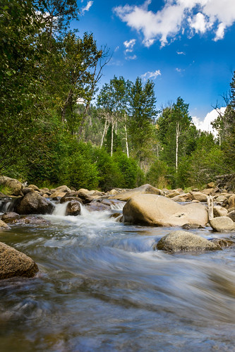 motion rock rural creek canon montana rocks stream flowing runningwater flowingwater 18135mm 60d