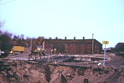 railroad wisconsin atl gone turntable sooline roundhouse 1880s chippewacounty minneapolisstpaulsaultstemarierailway