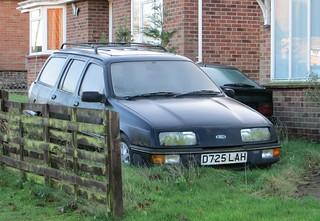 1987 Ford Sierra Ghia 4x4 Estate   by Spottedlaurel