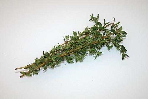07 - Zutat Thymian / Ingredient thyme | by JaBB