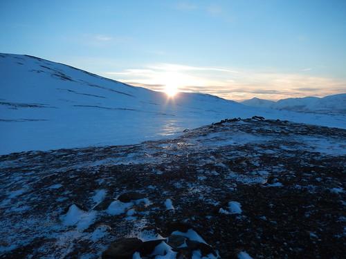 10 - Tromso - snow hike