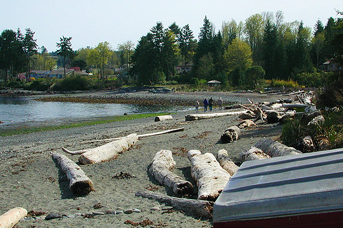 Lantzville, Vancouver Island, British Columbia, Canada