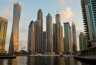 Dawn in Dubai | by Francisco Anzola