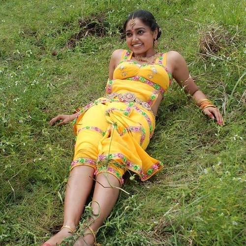 Sija-Rose-in-a-still-from-the-movie-Madhavanum-Malarvizhiy ...