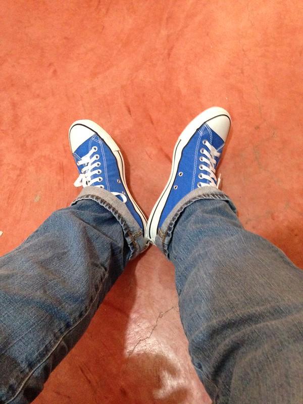 That blue!! #SpamExperts Blue!