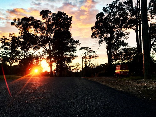 sunrise southernhighlands thegib bianchilife ridethehighlands