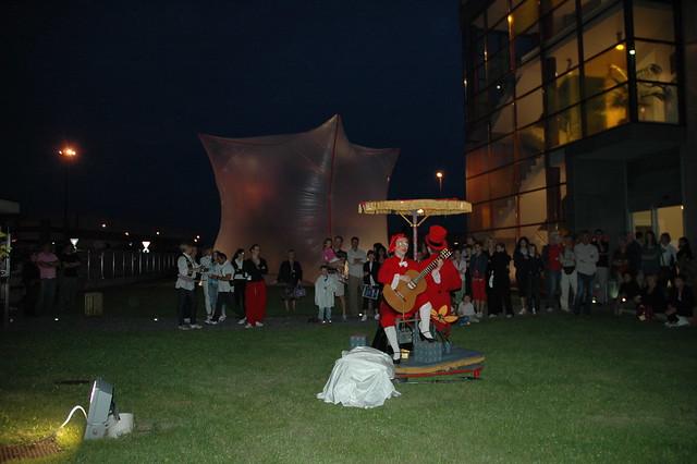 2009 - GAM a Tutta danza, A cura della Galleria d'Arte Moderna di Gallarate, presso Procaenium, Gallarate